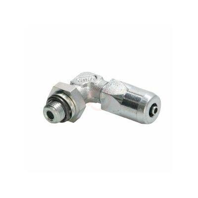 Külsőmenetes csatlakozó, könyök 10x1-M22*1,5mm