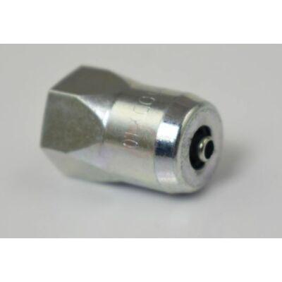 Belsőmenetes csatlakozó, egyenes 12x1,5-M18*1,5mm