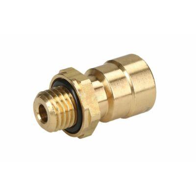 Külsőmenetes csatlakozó, egyenes 8x1-M12*1,5mm