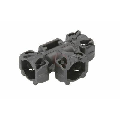 Pneumatikus csatlakozó, műanyag ABC-T HD