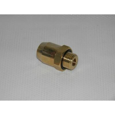 VOSS egyenes pneumatikus csatlakozók 10x1mm-M14X1,5mm
