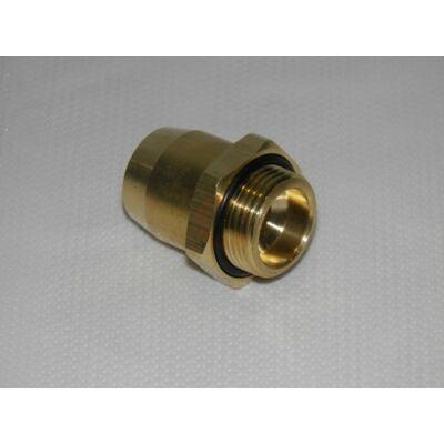 VOSS egyenes pneumatikus csatlakozók 15x1,5mm-M22X1,5mm