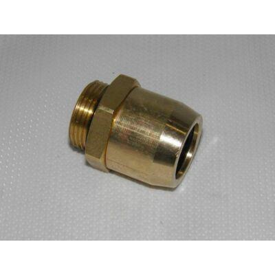 VOSS egyenes pneumatikus csatlakozók 18x2mm-M22X1,5