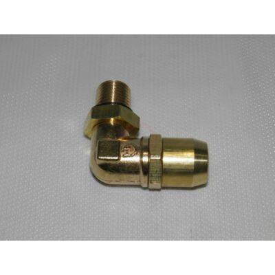 VOSS könyök pneutmatikus csatlakozó 12x1,5mm-M16X1,5mm