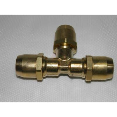 VOSS T forma pneumatikus csatlakozó 16x1,5mm