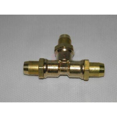 VOSS T forma pneumatikus csatlakozó 8x1mm