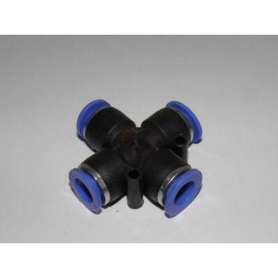 Gyorscsatlakozó 10-10-10-10 mm