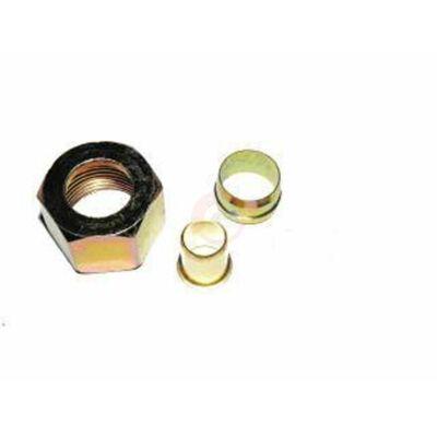 Pneumatikus csőtoldó szerelvény 15-M22*1,5