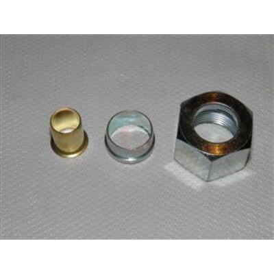 Pneumatikus csőtoldó szerelvény 18-M22*1,5